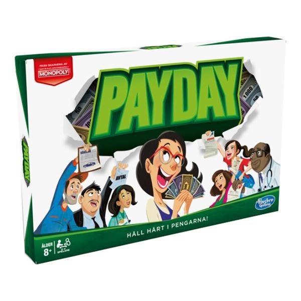 Payday Brädspel
