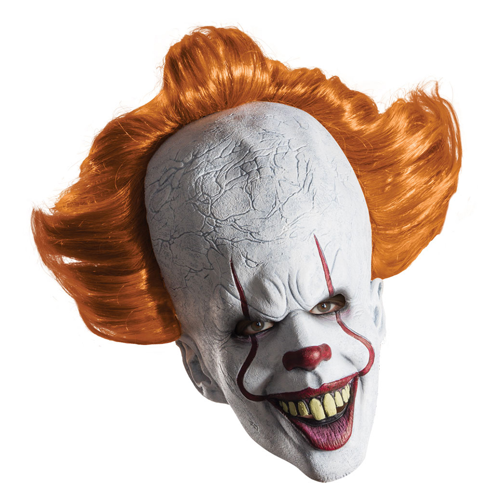 Pennywise IT Deluxe Mask - One size