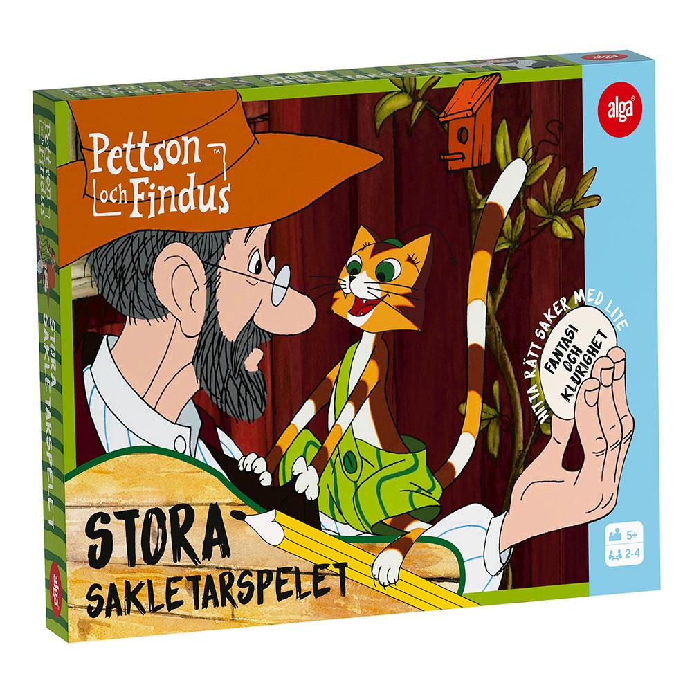 Pettson & Findus Stora Sakletarspelet