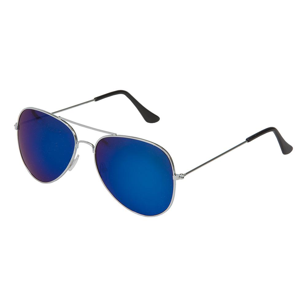 Pilotglasögon Spegelglas Blå