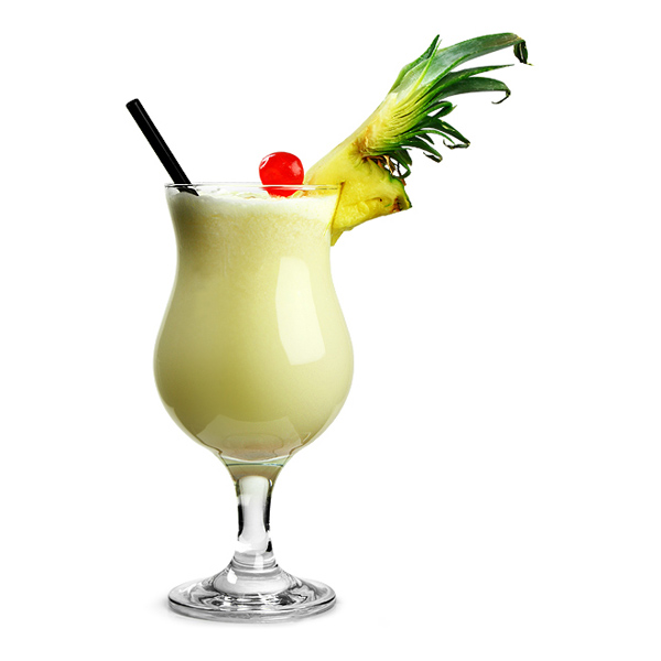 Pina Colada Cocktailglas - 1-pack