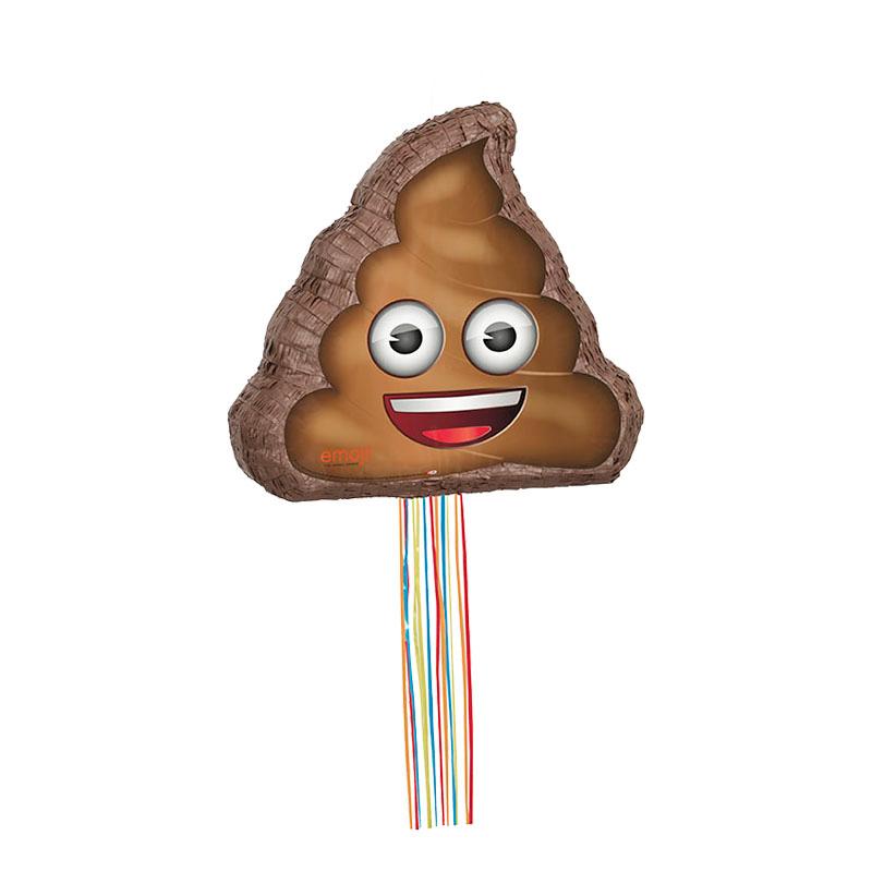 Pinata Emoji Poop