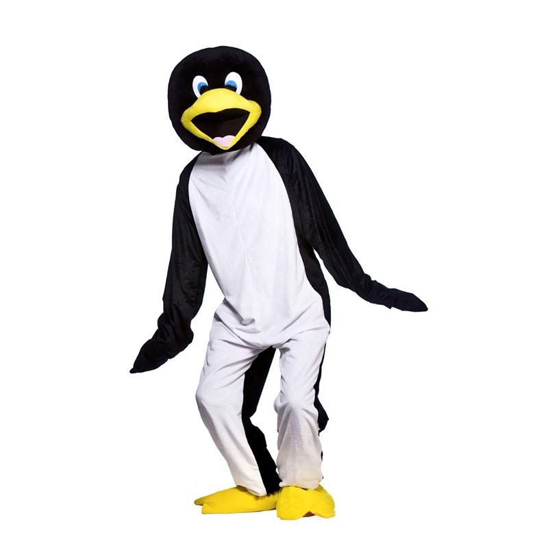 Pingvinmaskot Maskeraddräkt - One size