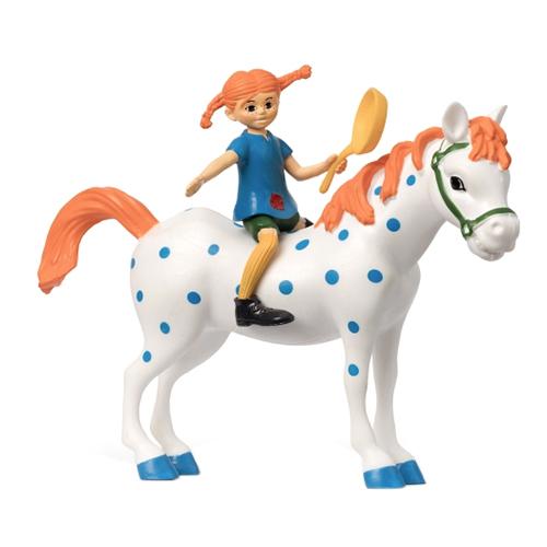 Pippi & Lilla Gubben Figurset