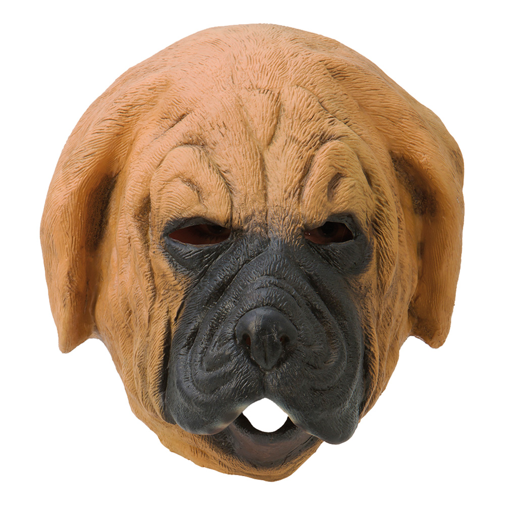 Mastiff Latexmask - One size