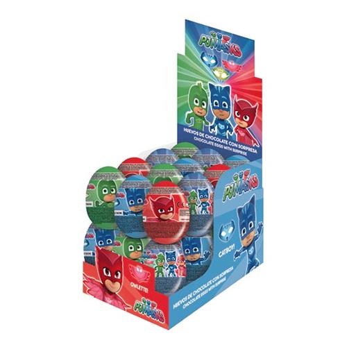 PJ Masks Chokladägg - 1-pack