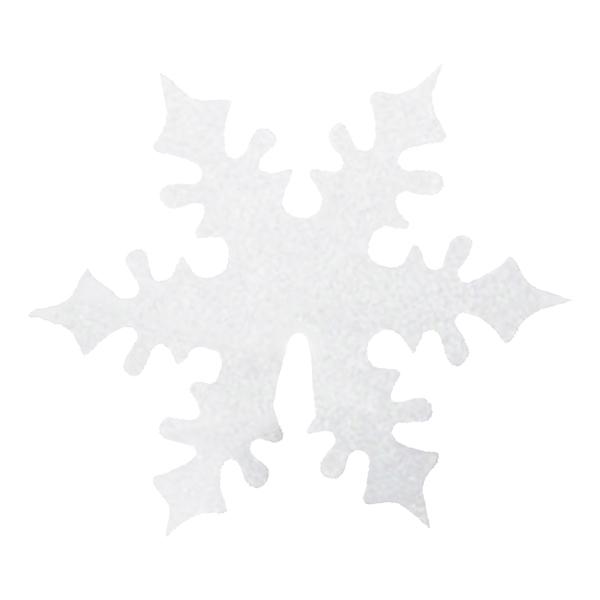 Placeringskort Snöflinga - 10-pack