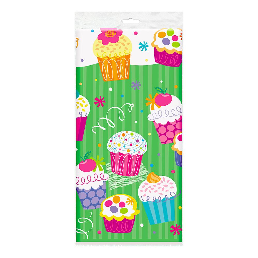 Plastduk Cupcakes