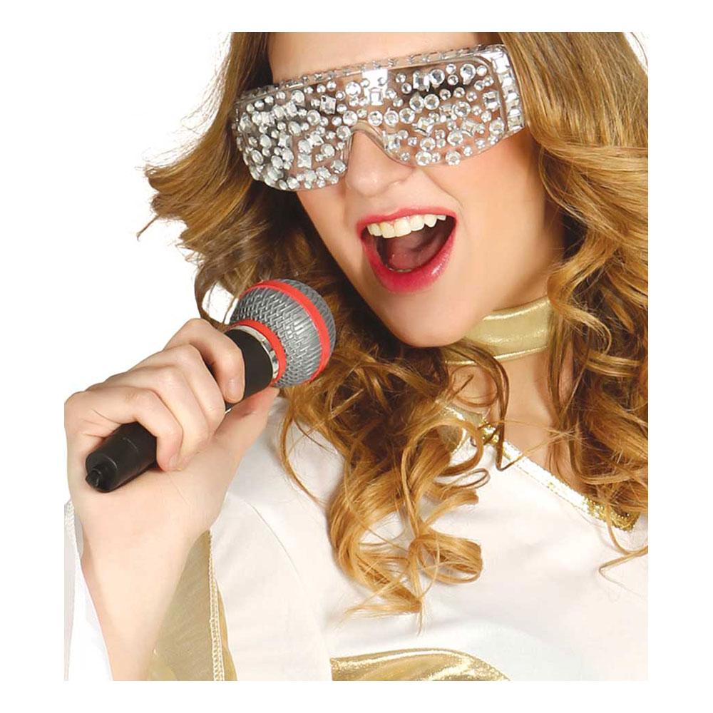 Plastmikrofon