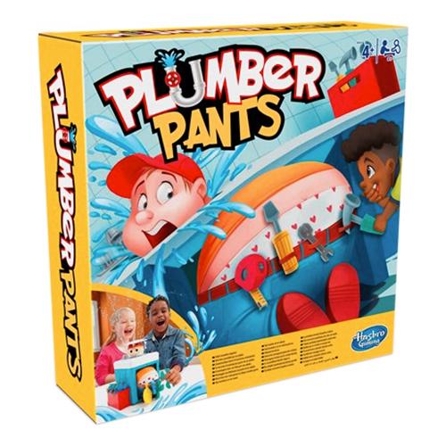 Plumber Pants Spel