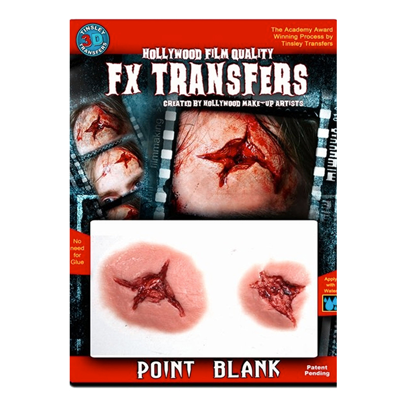 Point Blank FX Transfers