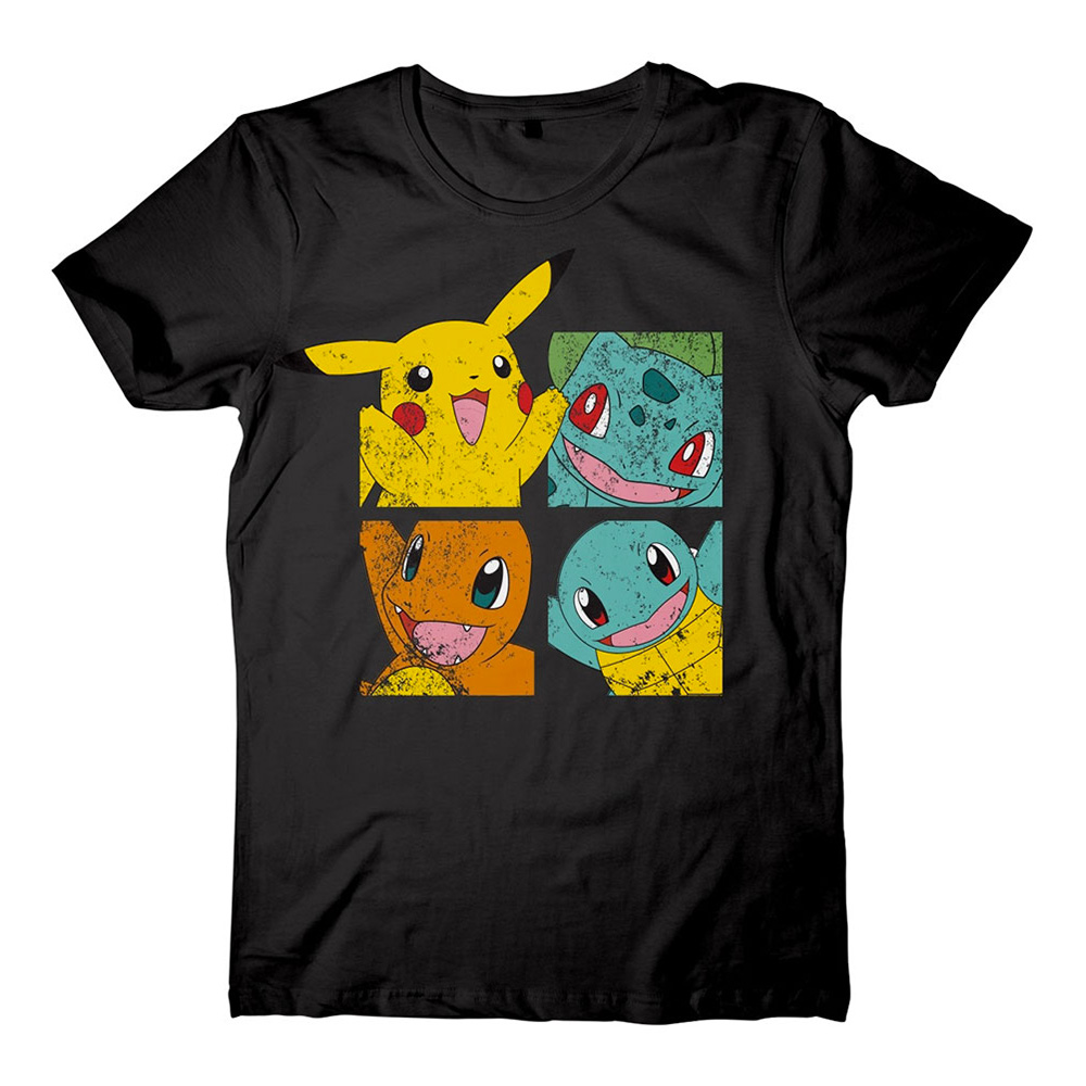 Pokemon Friends T-shirt - Medium