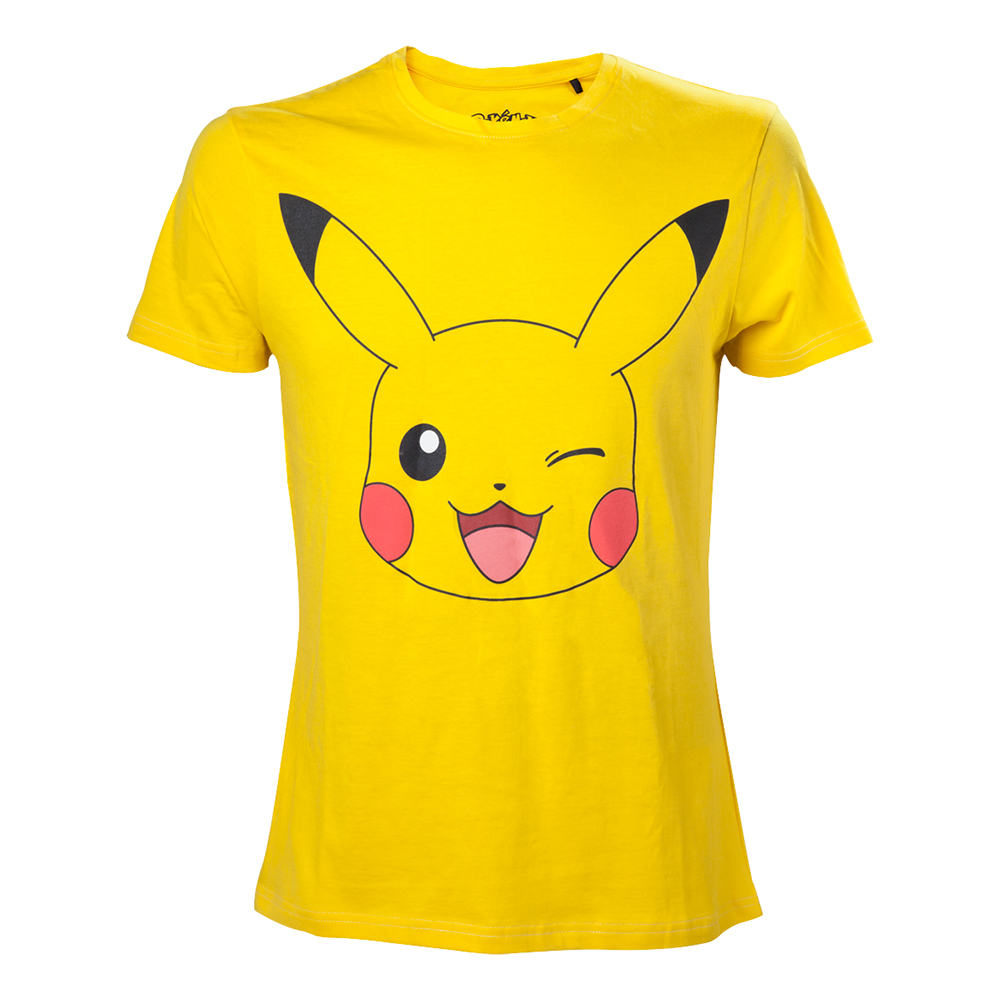 Pokemon Pikachu T-Shirt - Medium
