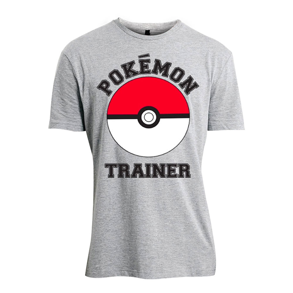 Pokemon Trainer T-Shirt - X-Large