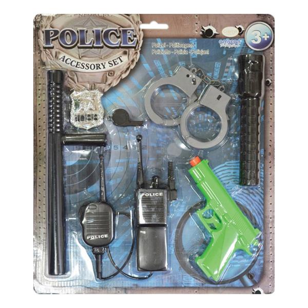 Polis Barn Tillbehörskit