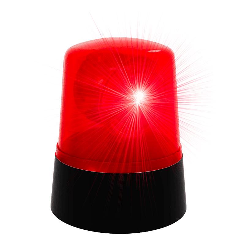 Polissiren Röd