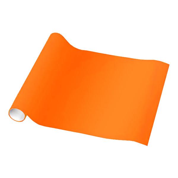 Presentpapper Orange
