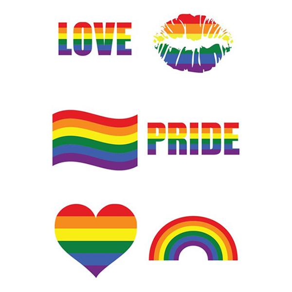 Pride Tatueringar