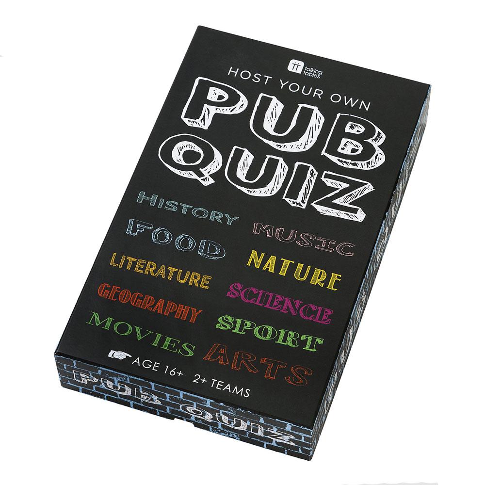Pub Quiz Festspel