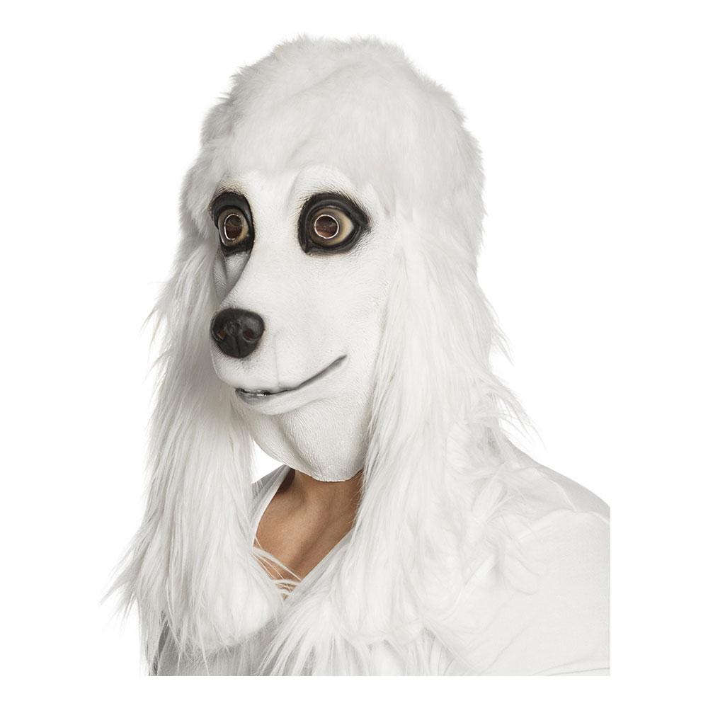 Djurmasker - Pudel med Hår Mask - One size