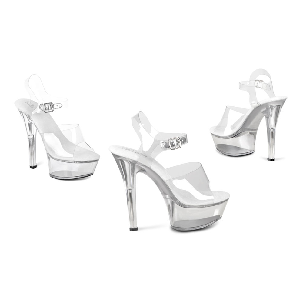 Pumps Transparenta - 40