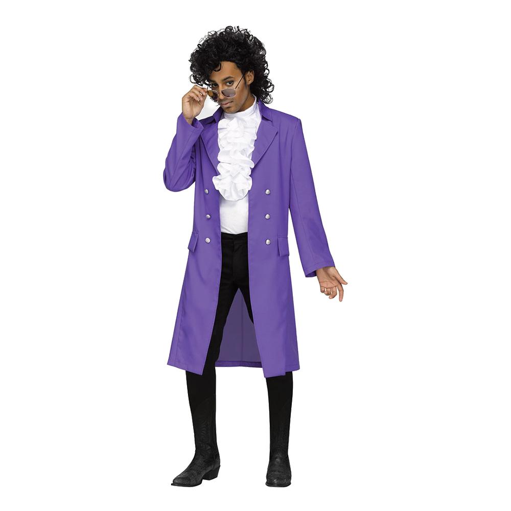 Purple Pain Maskeraddräkt - One size