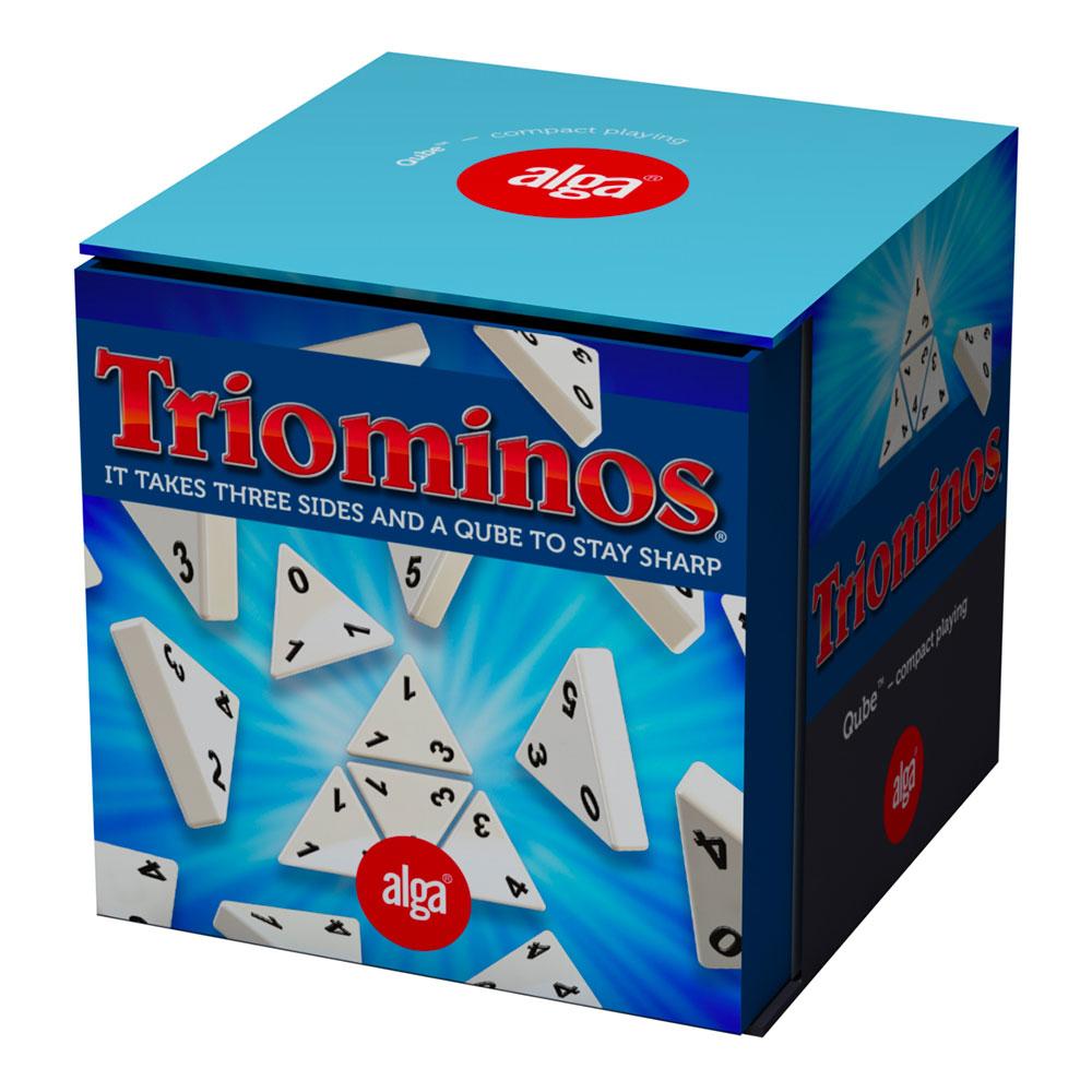 QUBE Triominos