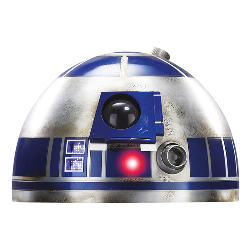 R2-D2 Pappmask