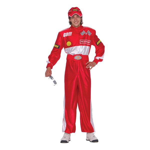 Racerförare Maskeraddräkt - One size