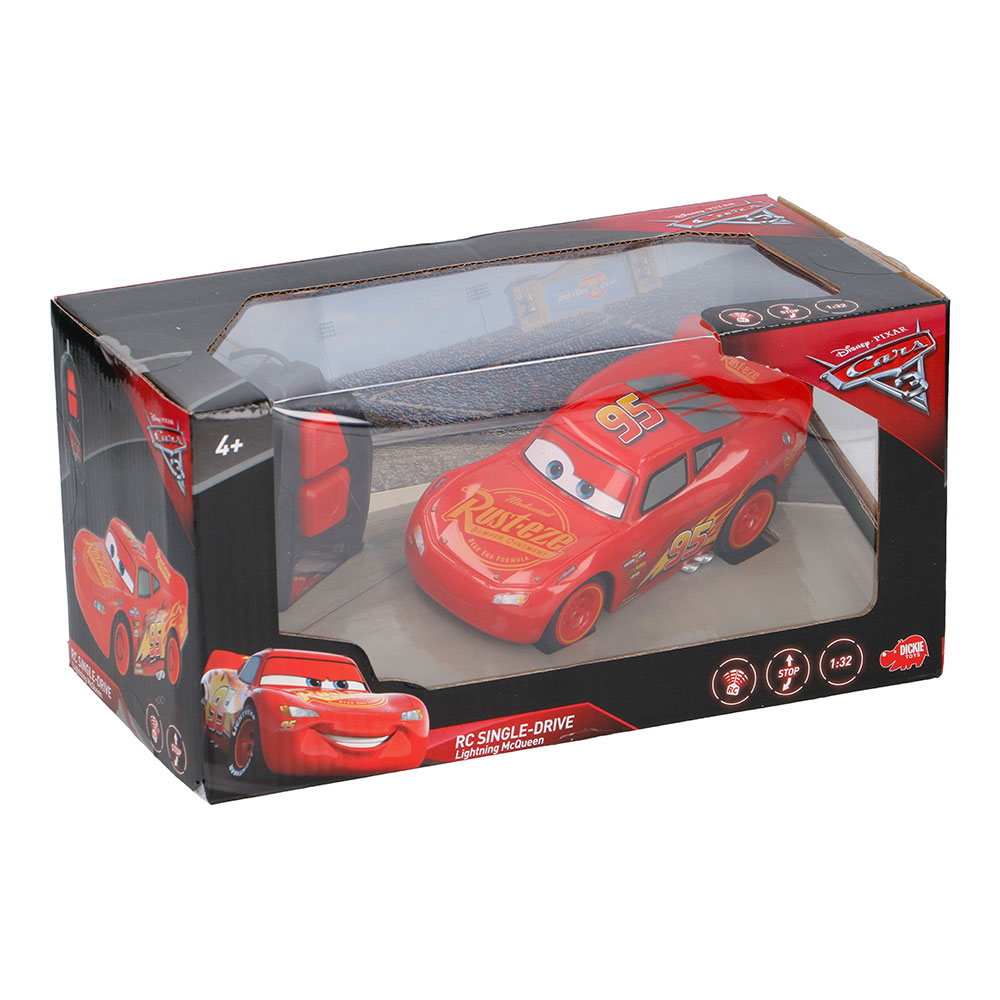 Radiostyrd Bil Cars 3 McQueen thumbnail
