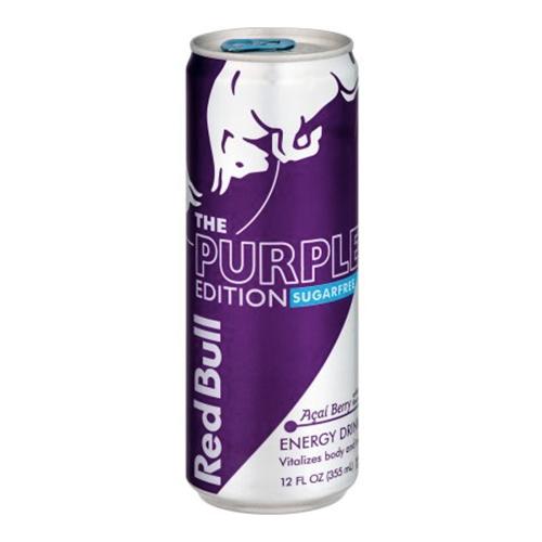 Red Bull Purple Energidryck - 1-pack