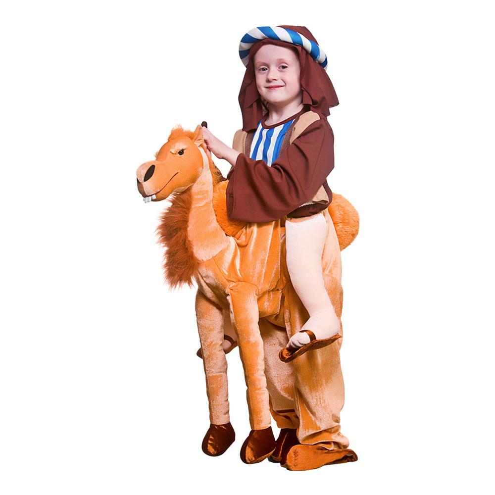 Carry Me Kamel Barn Maskeraddräkt - One size