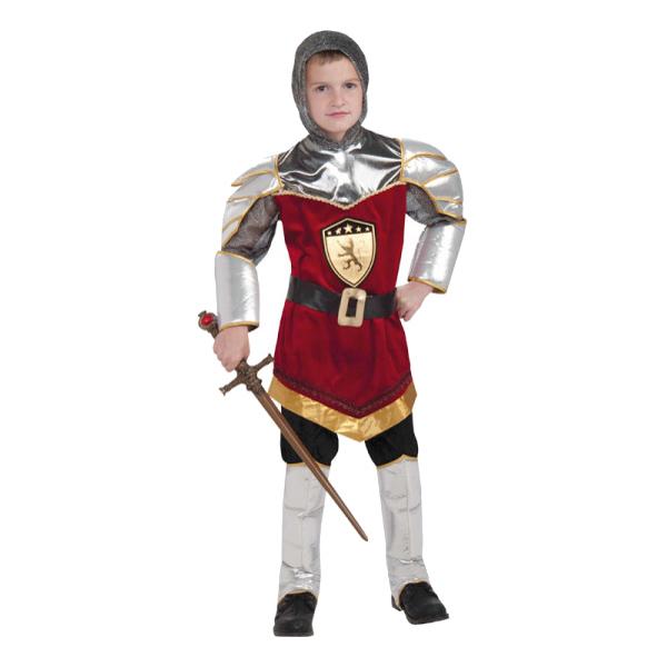 Riddare Barn Maskeraddräkt - One size