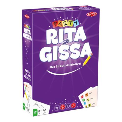 Rita & Gissa Party