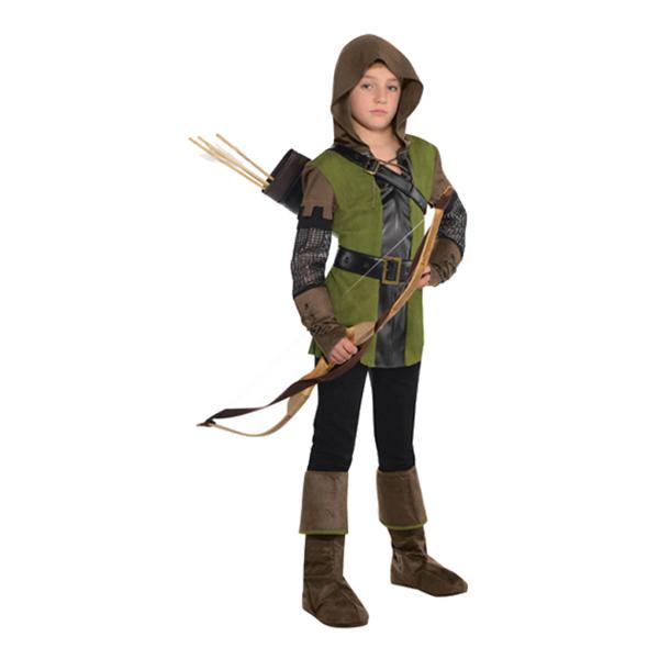 Robin av Sherwoodskogen Barn Maskeraddräkt - Medium