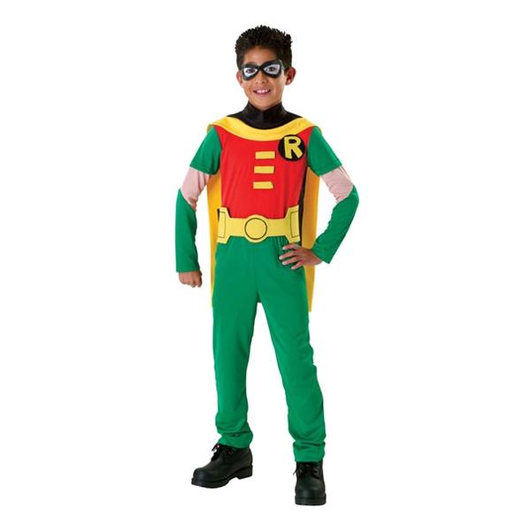 Robin Barn Maskeraddräkt - Small