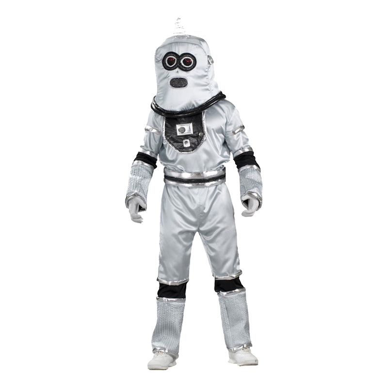 Robot Maskeraddräkt - One size