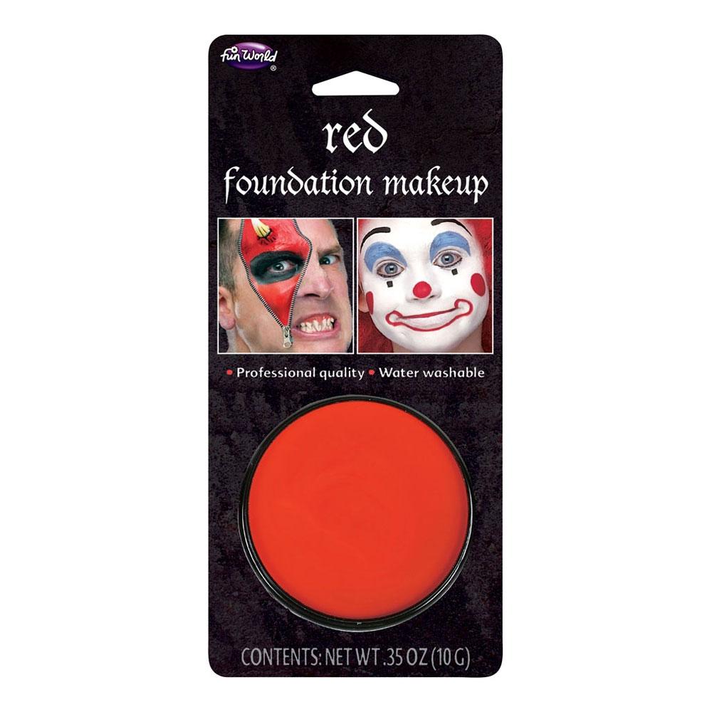 Röd Ansiktsfärg