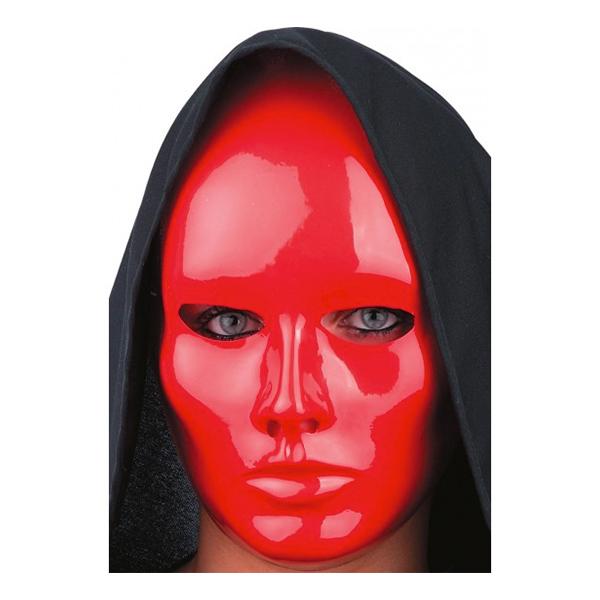 Röd Mask - One size
