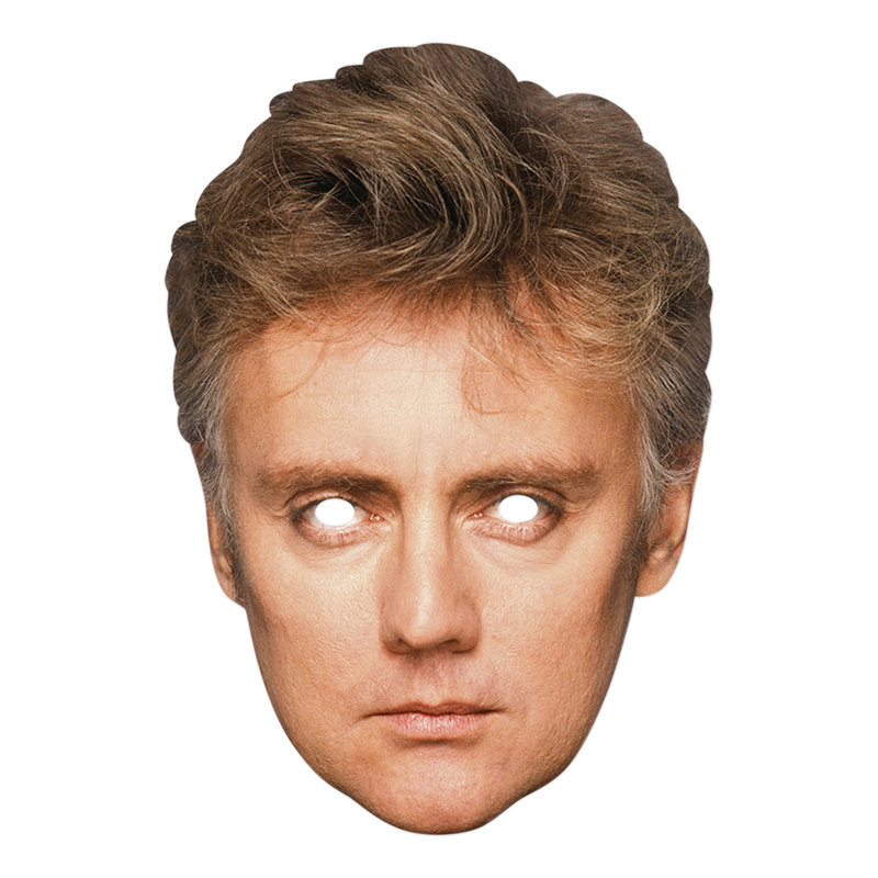 Roger Taylor Pappmask