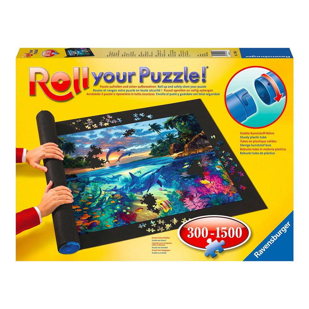 Roll Your Puzzle Pusselmatta