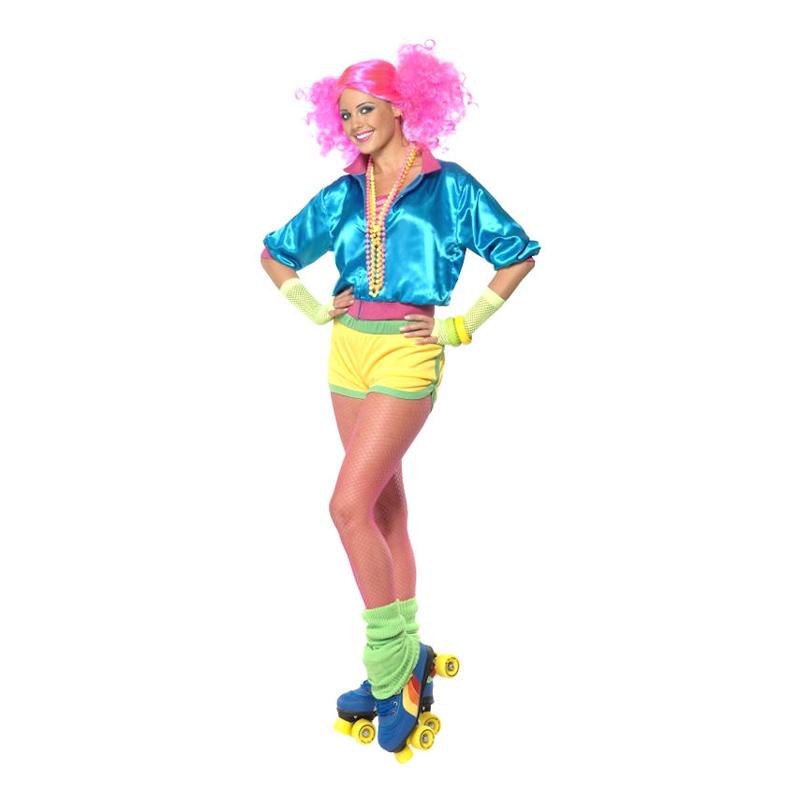 Rollergirl Maskeraddräkt - Small