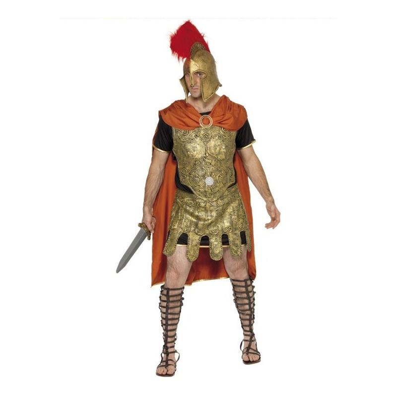 Romersk Gladiator Maskeraddräkt - One size
