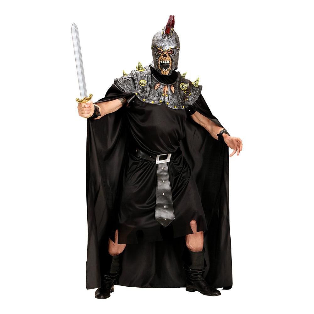 Romersk Krigare Zombie Maskeraddräkt - One size