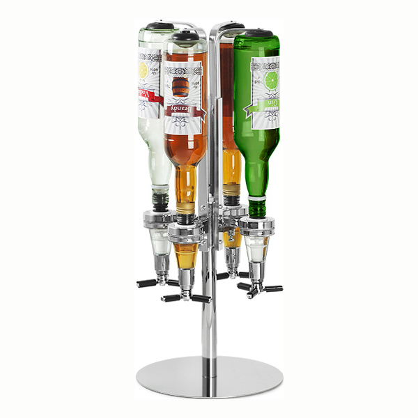 Roterbar Flaskhållare