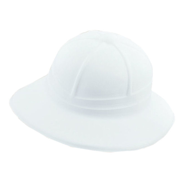 Safarihatt Vit - One size