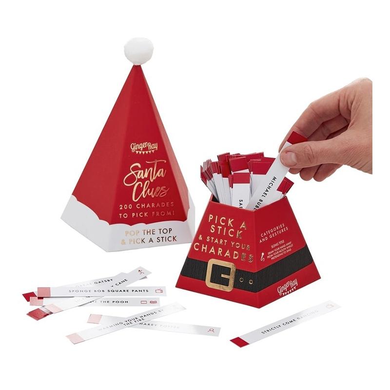 Santa Clue Julspel