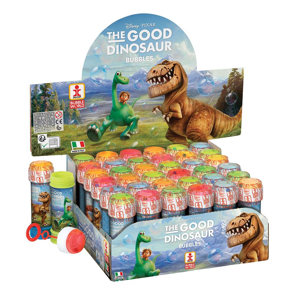 Såpbubblor Den Gode Dinosaurien