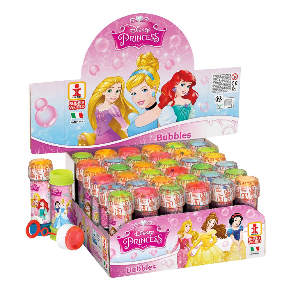 Såpbubblor Disney Prinsessor - 36-pack