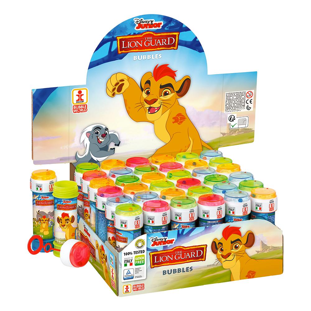 Såpbubblor Lejonvakten - 1-pack